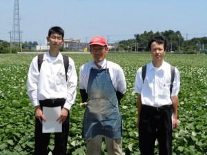 大須賀農園さんと