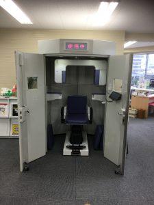X線室のいらないCT
